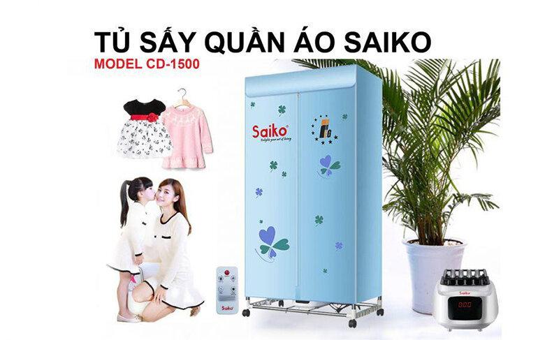 Tủ sấy Saiko CD-9001
