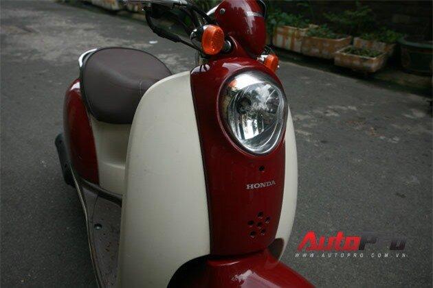 Honda Crea Scoopy 50cc: Scooter lý tưởng trong phố 2