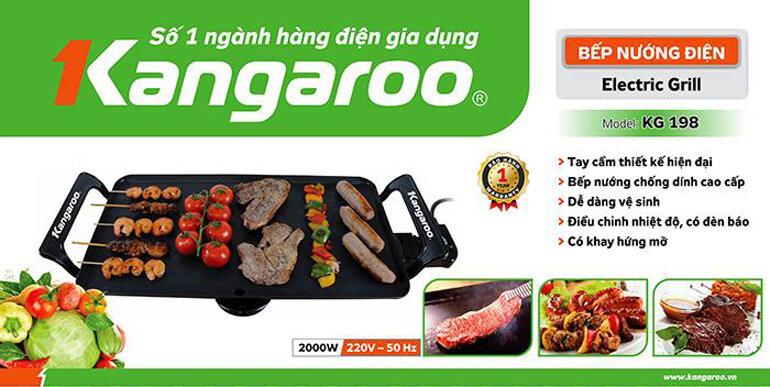 bếp nướng điện kangaroo giá rẻ
