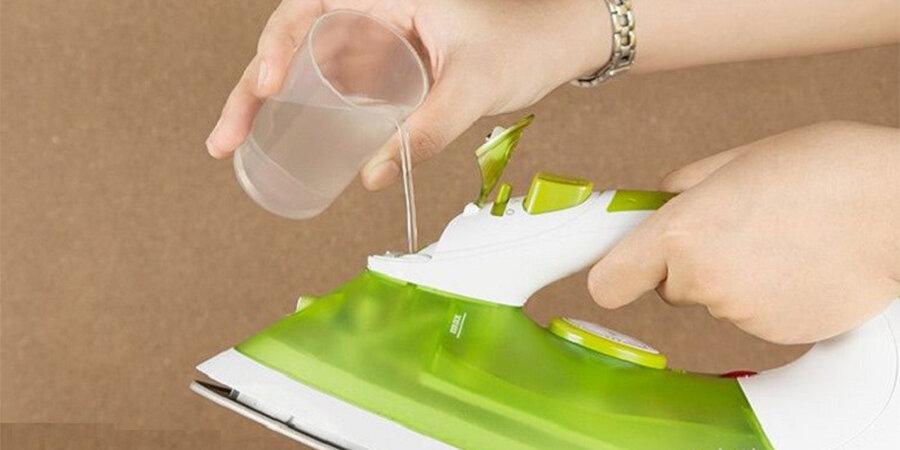Cách sử dụng bàn là hơi nước hiệu quả nhất 1