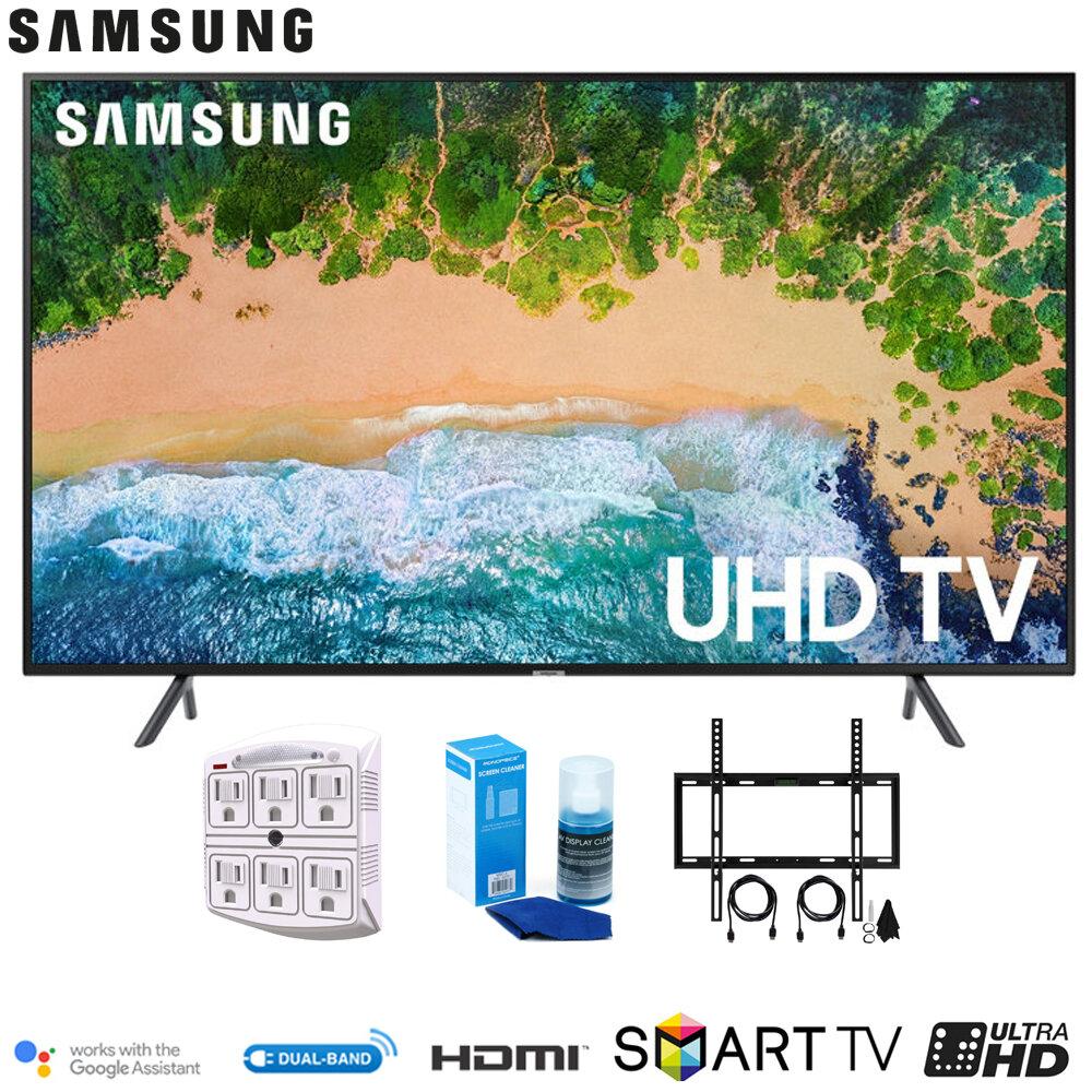 Samsung NU7400 được trang bị nhiều công nghệ hiện đại