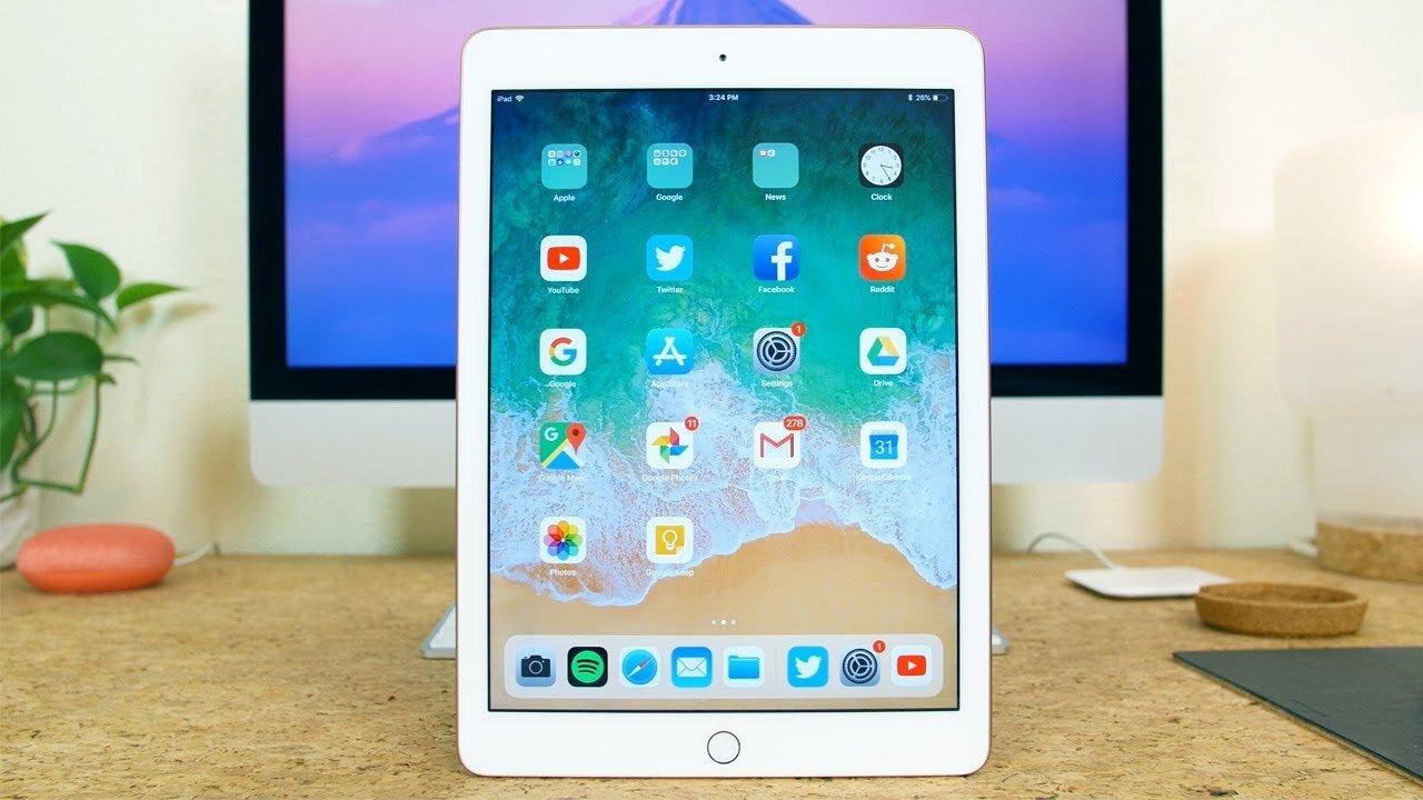 Máy tính bảng iPad 2018