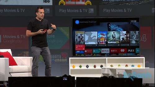 Hệ điều hành trên tivi Sony được tối ưu