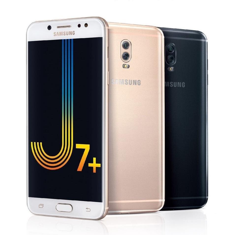 Thiết kế của Samsung Galaxy J7 Plus