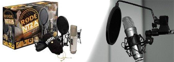 chọn mua microphone thu âm