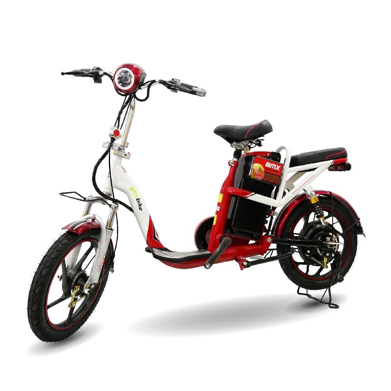 mua Xe đạp điện BMX thiết kế trẻ trung, năng động