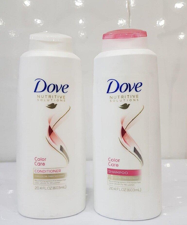 Dầu gội Dove Nutritive Solutions Color Care Shampoo