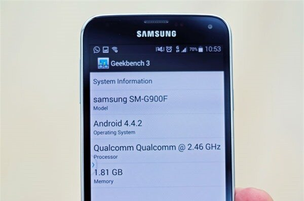 Galaxy S5 photo 29