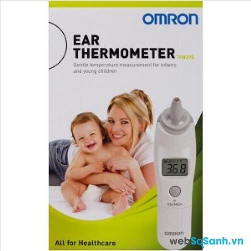 Nhiệt kế điện tử Omron