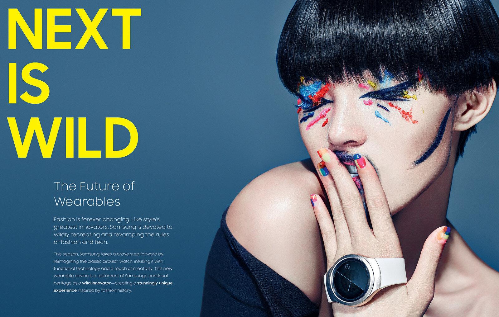 Samsung Watch mang đến nhiều tiện ích thú vị