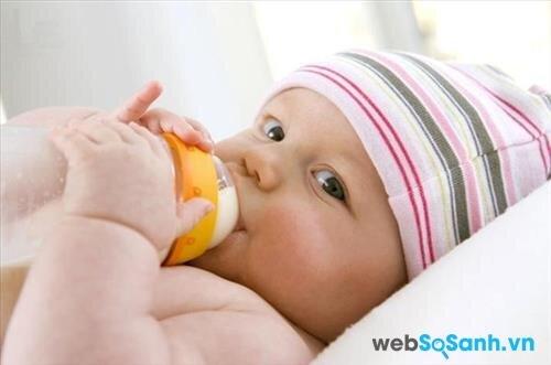 Sữa bột Physiolac số 1 giúp bé phát triển trí não và thị lực