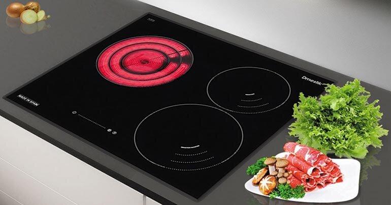 Hầu hết các chế độ nấu trên các dòng bếp hồng ngoại và điện từ đều giống nhau