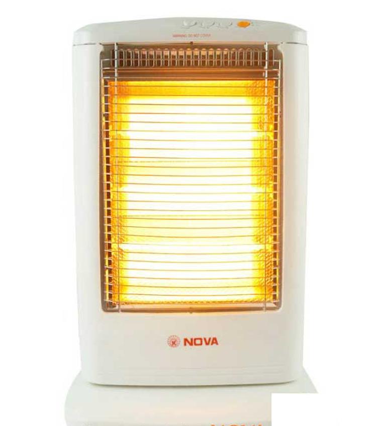 Công dụng làm đẹp da của đèn sưởi Nova 3 bóng.