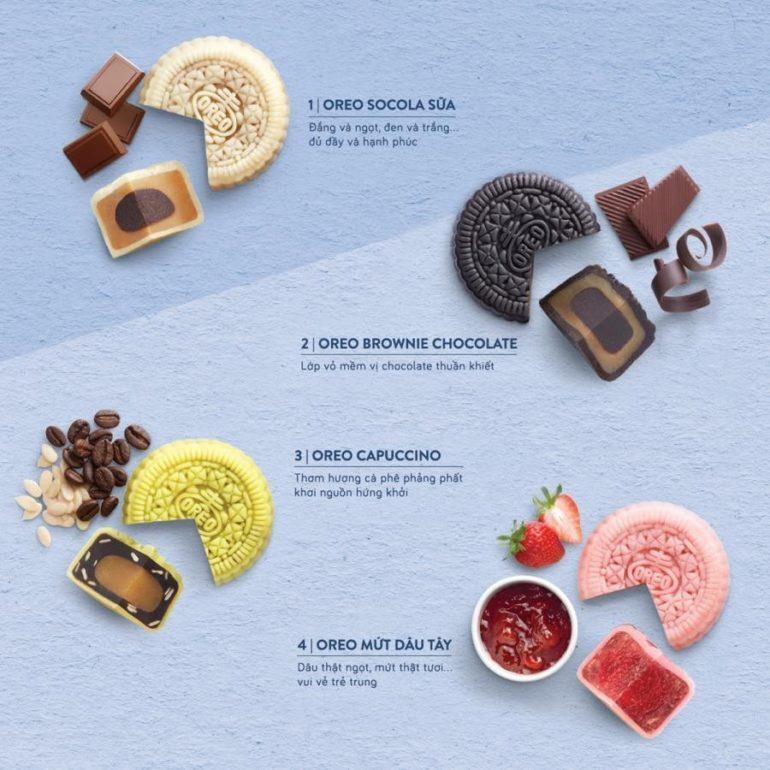 Bánh trungOreo có gì đặc biệt ?