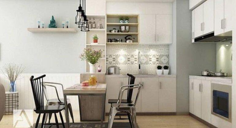 Lưu ý khi thiết kế nội thất nhà bếp