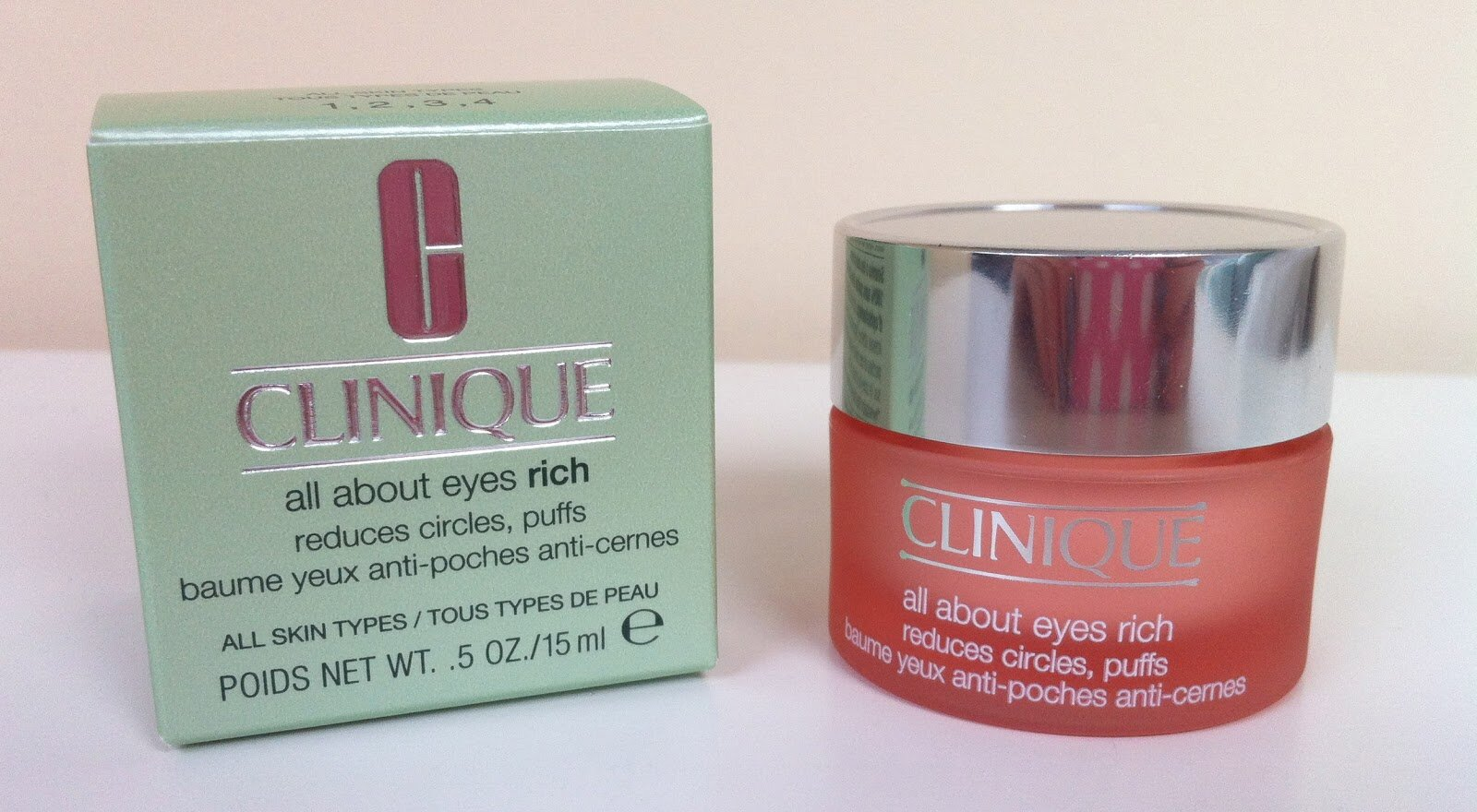 Clinique All About Eyes