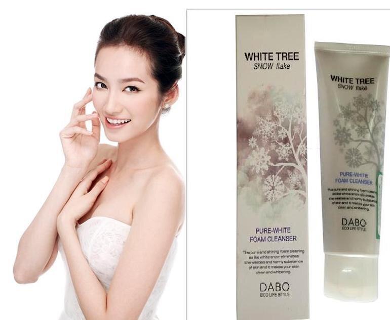 Giới thiệu về thương hiệu sữa rửa mặt Dabo