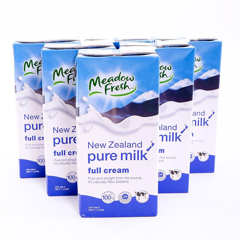 Sữa tươi Meadow Fresh New Zealand