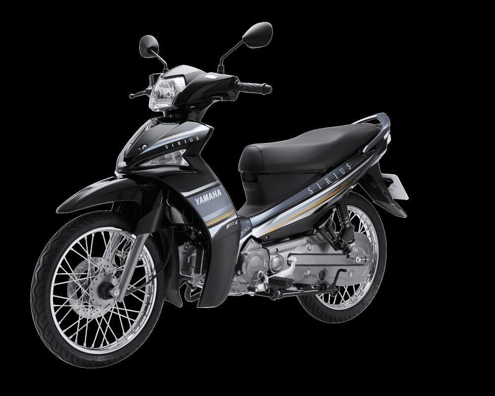 Yamaha Sirius toát lên nét phong cách thể thao mạnh mẽ