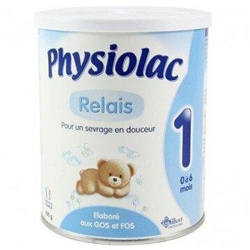 Sữa Physiolac 1 sữa pháp