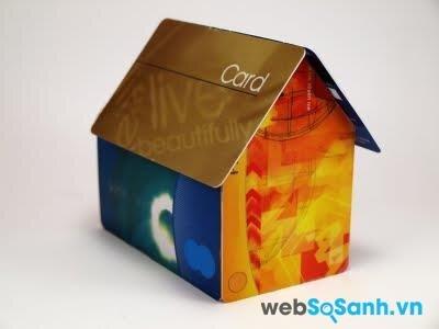 Bạn có thể sử dụng tín dụng để mua nhà hoặc mua xe