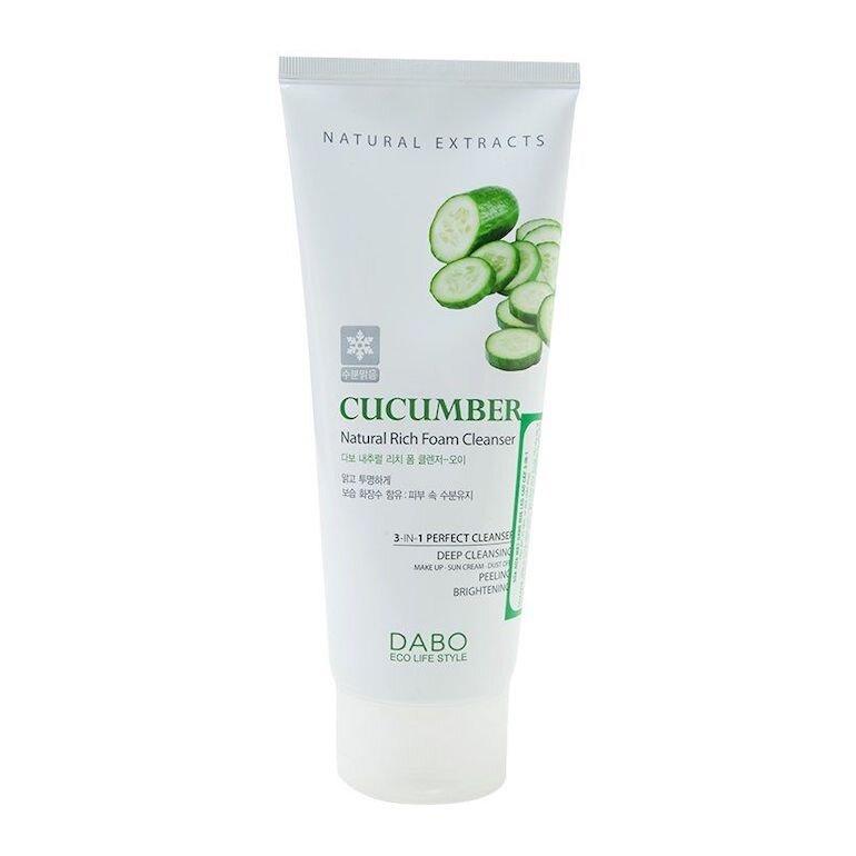 Sữa rửa mặt Dabo Cucumber