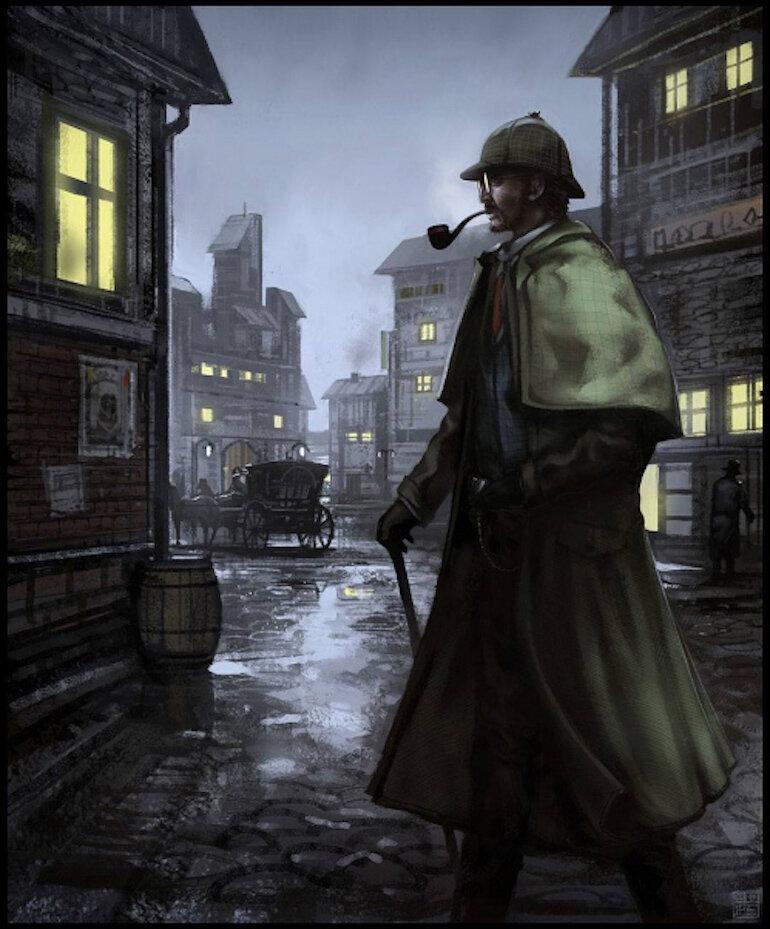 Sherlock Holmes chưa từng sống nhưng sẽ không bao giờ chết