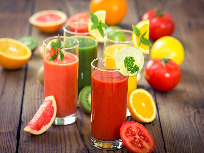 Cà chua giàu vitamin và khoáng chất tốt cho sức khỏe