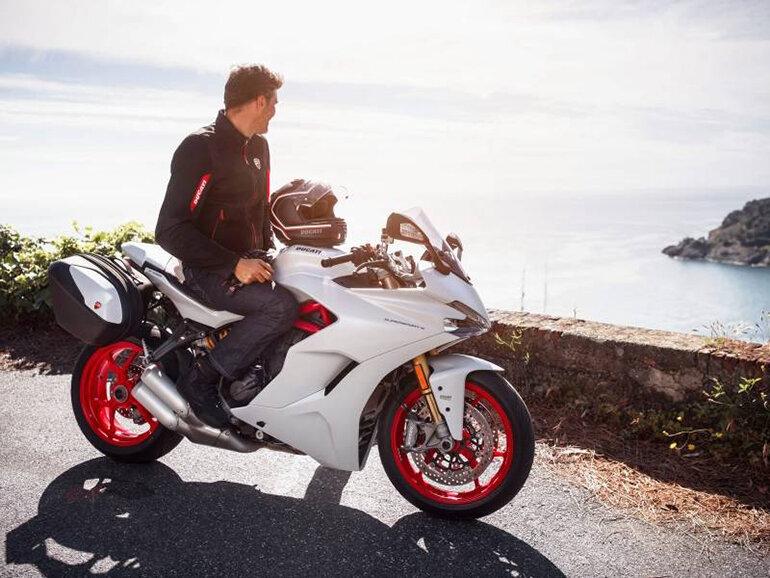 Mẫu xe Ducati Supersport S version