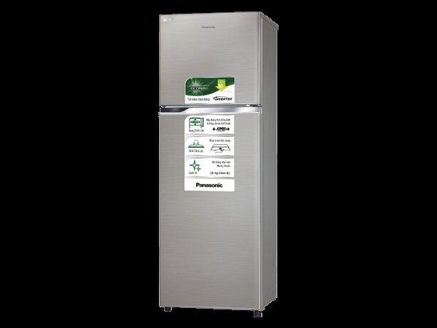 Tủ lạnh Panasonic NR-BL347PSVN - 303L, 2 cánh, ngăn đá trên