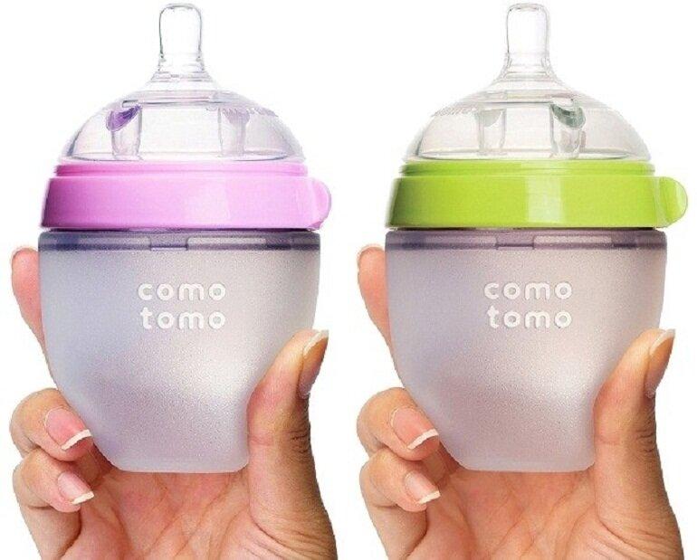 Bình sữa là vật dụng vô cùng cần thiết cho cả mẹ và bé