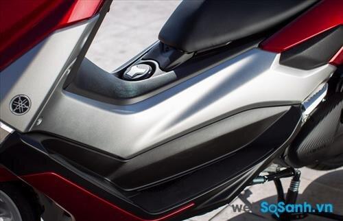 Bình xăng trên xe Yamaha NMAX