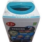 Máy giặt Toshiba AW-C820SV - Lồng đứng, 7.2 kg, màu WU