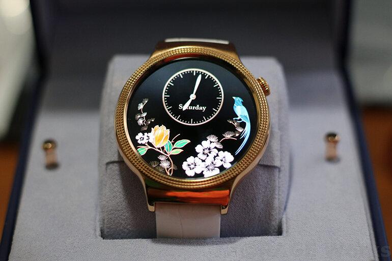 Đồng hồ thông minh Smarwatch Huawei Watch Jewel cho nữ giới