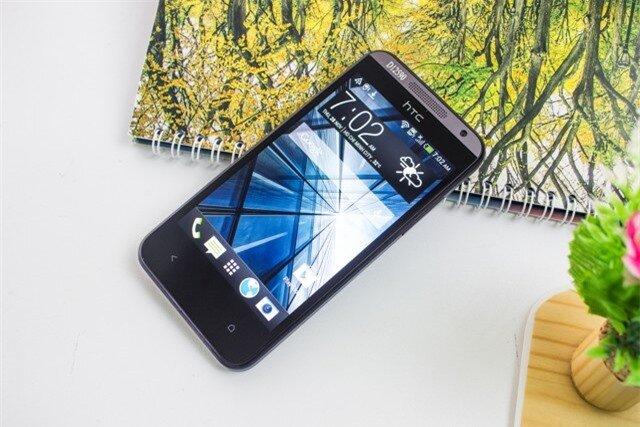 HTC Desire 300 mặt trước