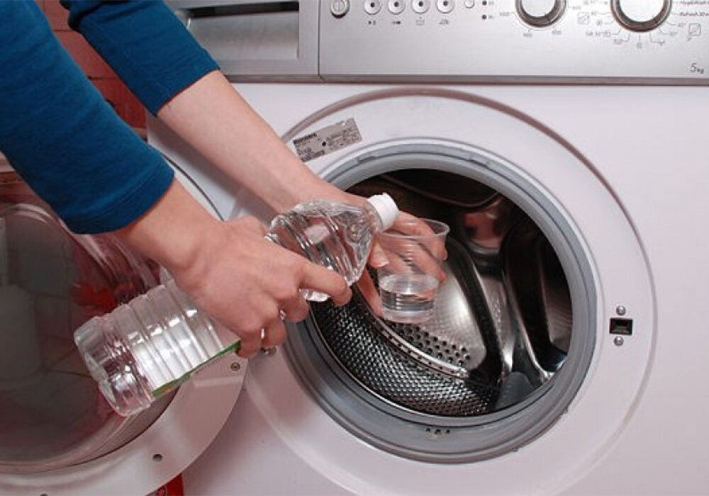 Vệ sinh máy giặt thường xuyên để tránh nấm mốc