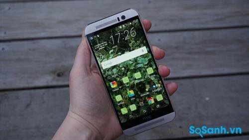 HTC One M9 giảm giá nhiều tháng liền