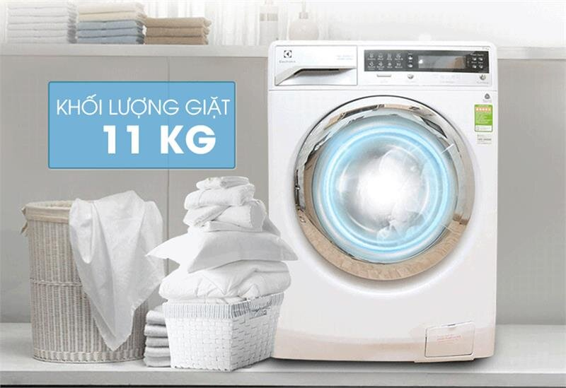 Máy giặt sấy Electrolux EWW14113 được lòng nhiều người dùng