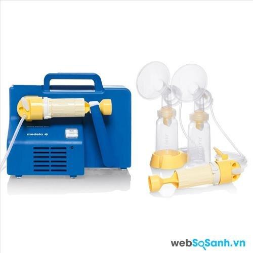 Máy hút sữa Medela Lactina Select Hospital Grade