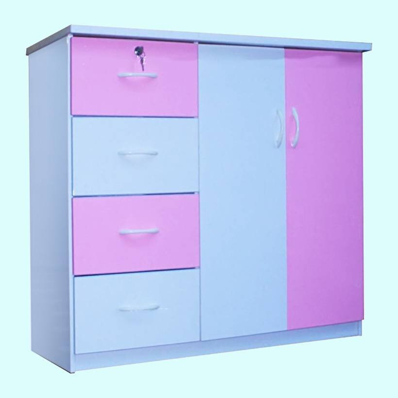 Tủ nhựa Đài Loan với thiết kế hiện đại tiện dụng cho mọi gia đình