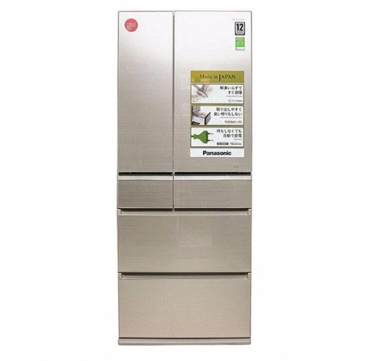 Tủ lạnh Panasonic Inverter NR-F610