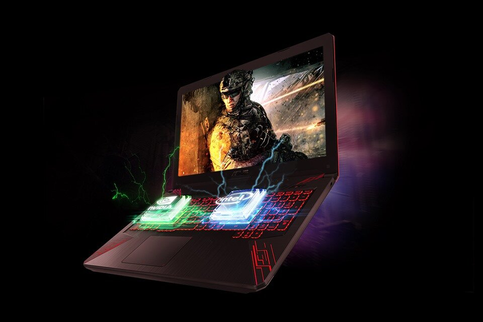 Laptop Asus TUF Gaming FX504GD-E4177T 15.6 inches