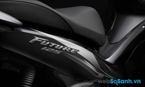 Honda Future cho cảm giác lái cực tốt