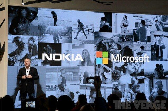 Nokia và nước cờ mạo hiểm mang tên Android