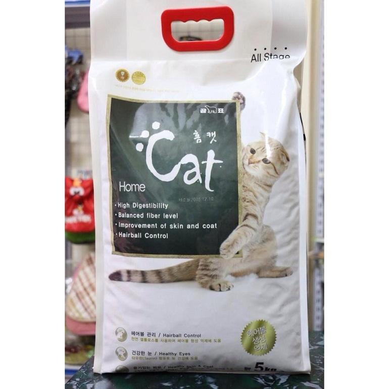 Thức ăn khô cho mèo Home Cat