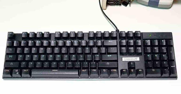 bàn phím cơ bosston mk-971
