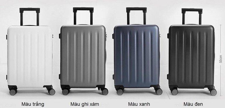 Tính bảo mật an toàn cực cao của vali Xiaomi