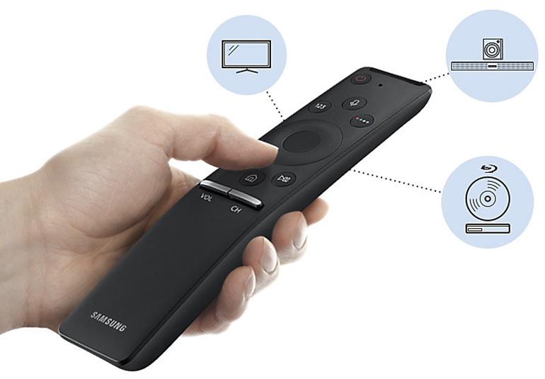 Sử dụng dễ dàng smart tivi Samsung 2018 với chức năng One remote
