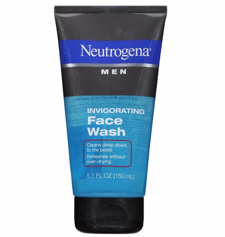 Sữa rửa mặt cho nam Neutrogena Invigorating Face Wash