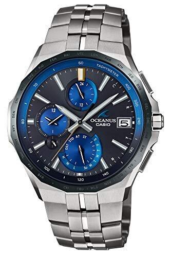 CASIO OCEANUS OCW-S5000E-1AJF Radio Solar Watch (Japan Domestic Genuine Products)